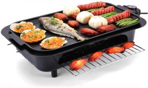 Indoor and Outdoor Electric Grill
