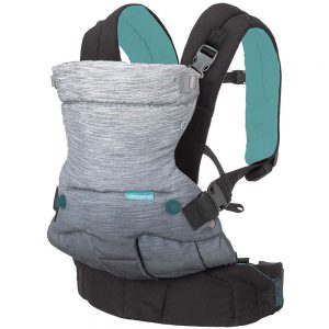 Infantino Go Forward 4-in-1 Evolved Ergonomic Baby Carrier