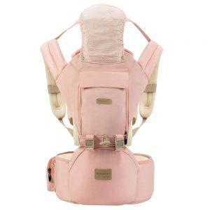 SONGMAY Ergonomic 360 ° Baby Soft Carrier
