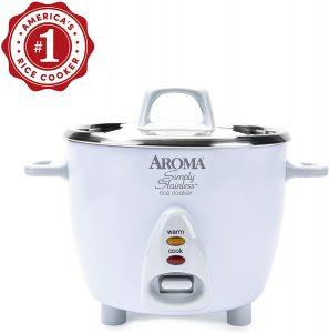 Aroma Housewares Simply Stainless