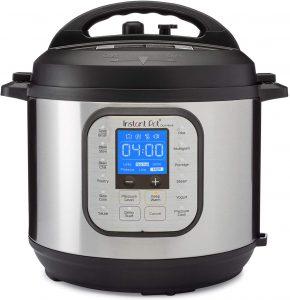 Instant Pot Duo Nova 7-in-1 Electric Pressure Cooker