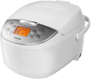 Toshiba TRCS01 Cooker 6 Cups Uncooked Best Rice Cookers