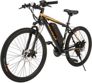 ANCHEER Electric Bike Electric Mountain Bike