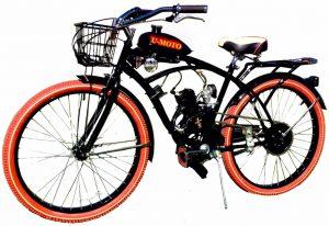 New DIY Complete 66CC 80CC 2-Stroke Motorized Bike