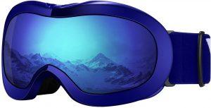 VELAZZIO Kids Ski Goggles