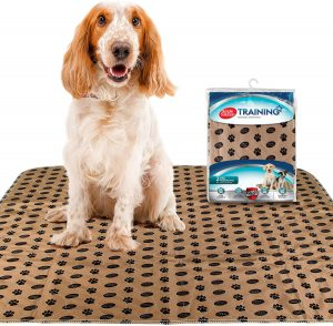 Simple Solution Large Washable Puppy Pad Reusable Dog Pee Pad