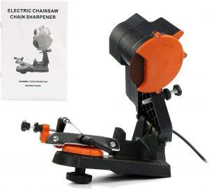 YaeTek Electric Chainsaw Sharpener Chain Saw Grinder