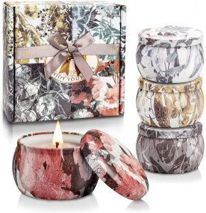 Candle Scented Candles Gifts Set for Women