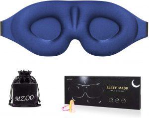 MZOO Sleep Eye Mask for Men Women