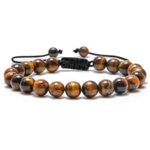Tiger Eye Mens Bracelet Gifts