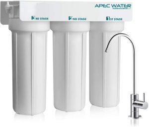 APEC WFS-1000 Super Capacity Premium Quality 3 Stage