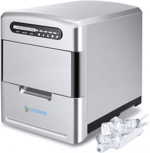 LITBOOS Portable Ice Makers Countertop