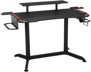 RESPAWN 3010 Computer Ergonomic Height Adjustable Gaming Desk