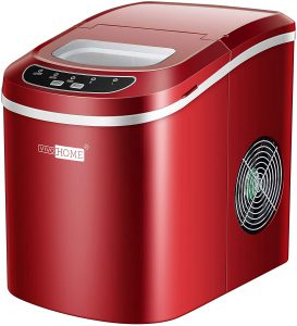 VIVOHOME Electric Portable Compact Countertop Automatic Ice Cube Maker