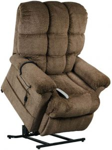 Windermere Burton NM1650 Power Lift Chair Recliner